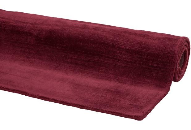 DEKOWE Teppich Harry bordeaux 65 x 130 cm