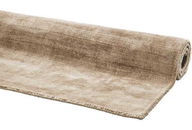 DEKOWE Teppich Harry cappucino 65 x 130 cm