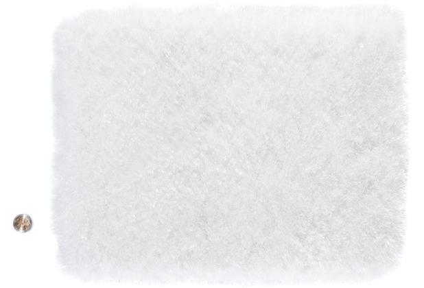 DEKOWE Teppich Sensit 001 weiss Wunschmaß
