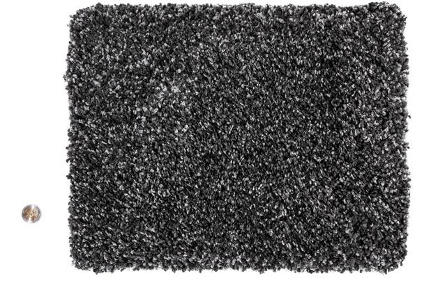 DEKOWE Teppich Serana 004 schwarz Wunschmaß