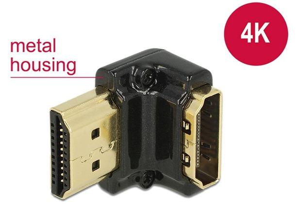DeLock Adapter HDMI-A Buchse > HDMI-A Stecker 90°
