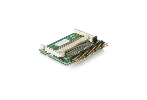 DeLock Card Reader IDE 44pin Stecker zu Compact Flash
