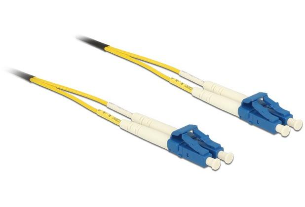 DeLock Kabel LWL LC/LC 09/125µ 2m OS2