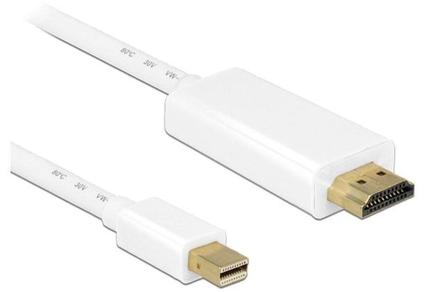 DeLock Kabel mini DisplayPort 1.2 Stecker > 3 m