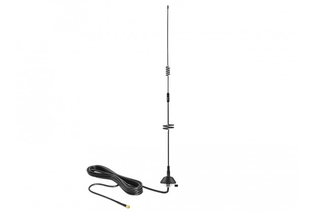 DeLock LTE Antenne SMA Stecker 5 - 7 dBi omnidirektional