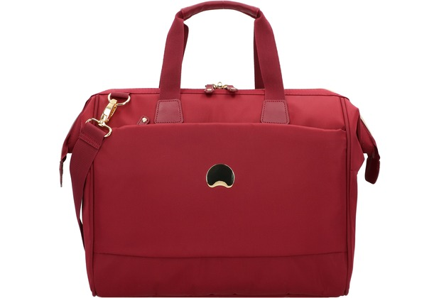 Delsey Montrouge Aktentasche 46 cm Laptopfach rouge red