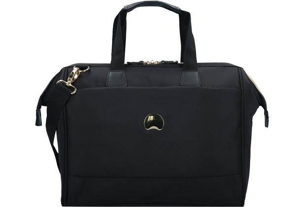 Delsey Montrouge Aktentasche 46 cm Laptopfach schwarz