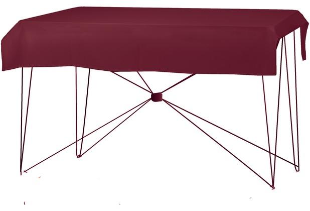 Dena Tischdecke PR 220x130cm Bordeaux