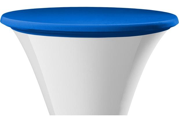 Dena Tischplattenbezug Festival / Cocktail blau hell Ø 70 cm