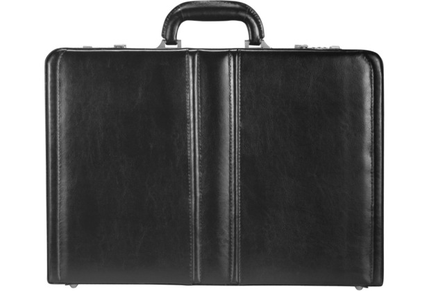 Dermata Aktenkoffer 45,5 cm schwarz