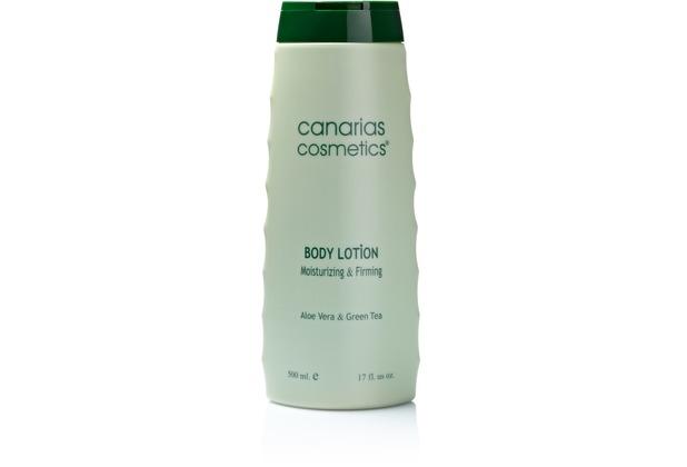 Canarias Cosmetics DERMO ALOE Body Lotion 500 ml