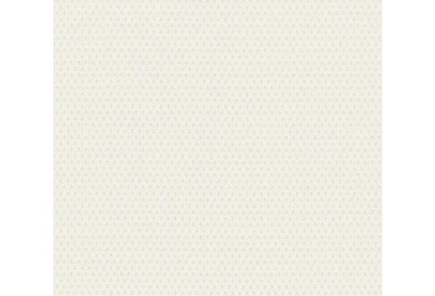 Designdschungel Vliestapete Tapete im skandinavischen Design creme beige grau 10,05 m x 0,53 m