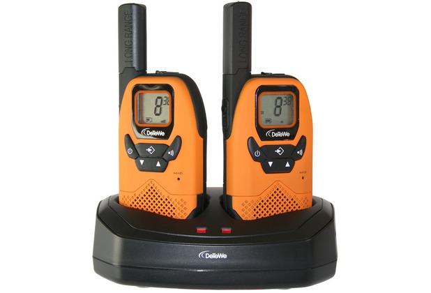 DeTeWe Funkgerät Outdoor 8000 Duo