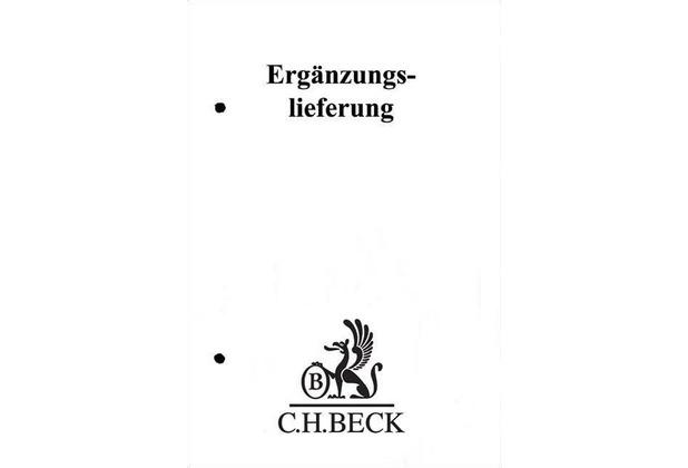 Deutsche Gesetze Ergänzungsband 47. Ergänzungslieferung