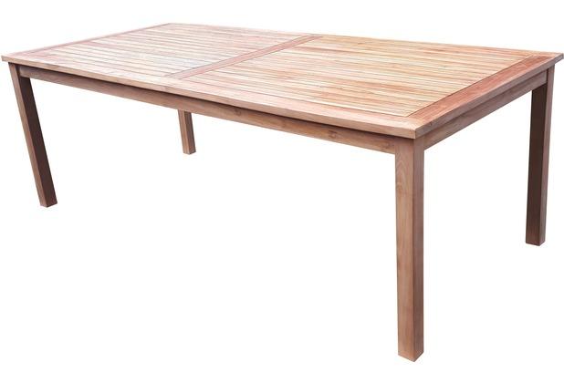 DeVries Woodie Tisch 180 x 90 cm