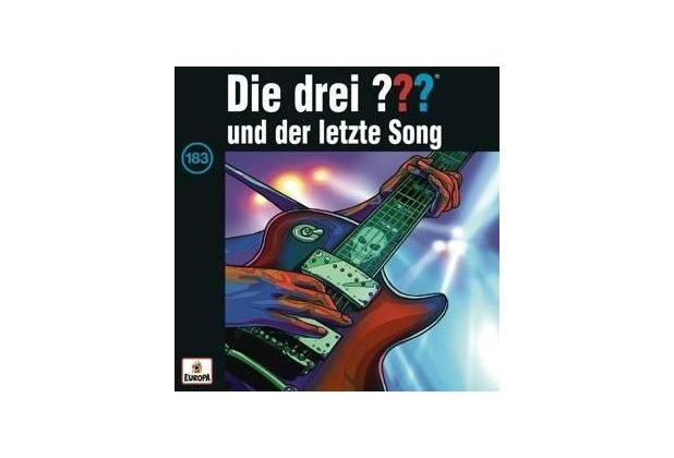 Die drei ??? 183 und der letzte Song (drei Fragezeichen) CD Hörspiel