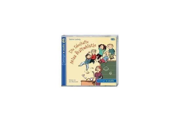 Die fabelhafte Miss Braitwhistle Hörbuch