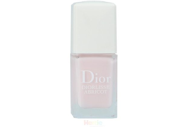 Dior Diorlisse Abricot Smoothing Perf. Nail Care #800 Snow Pink 10 ml