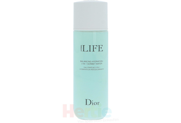 Dior Hydra Life Bal. Hydr. - 2 in 1 Sorbet Water 175 ml