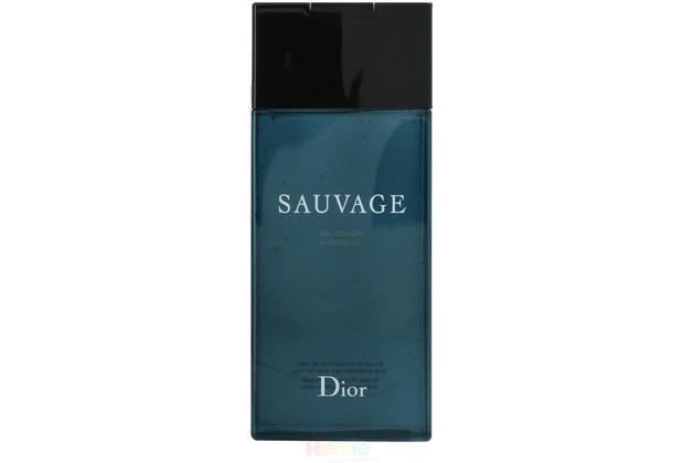 Dior Sauvage shower gel 200 ml