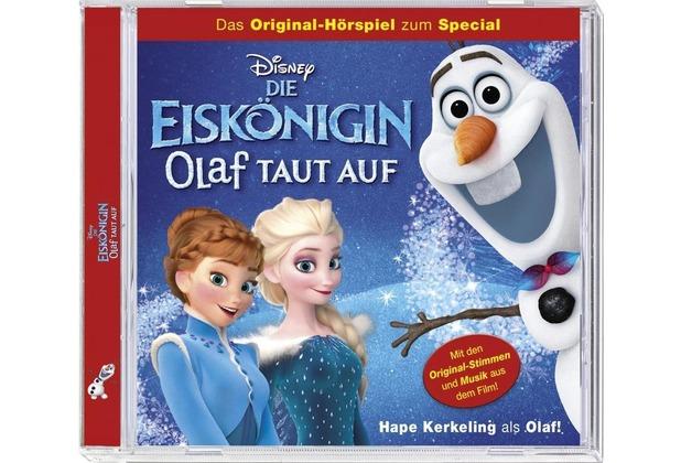Disney: Die Eiskönigin - Olaf taut auf Hörspiel