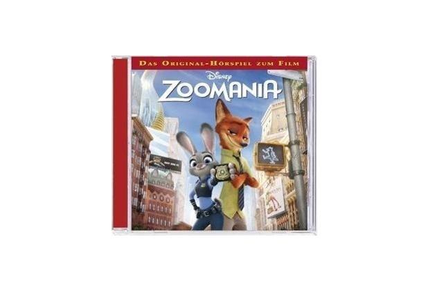 Disney: Zoomania Hörspiel