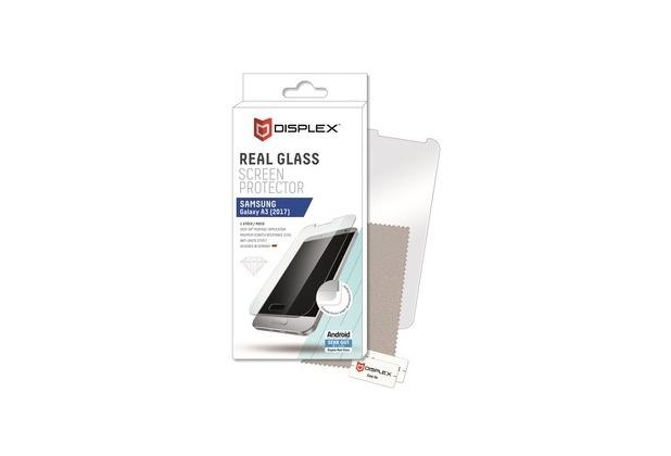 """Displex Displayschutzglas \""""Easy-On\"""" für Huawei P10"""