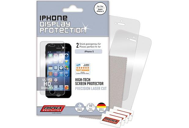 Displex Protector Schutzfolie (2 Stück) für iPhone 5