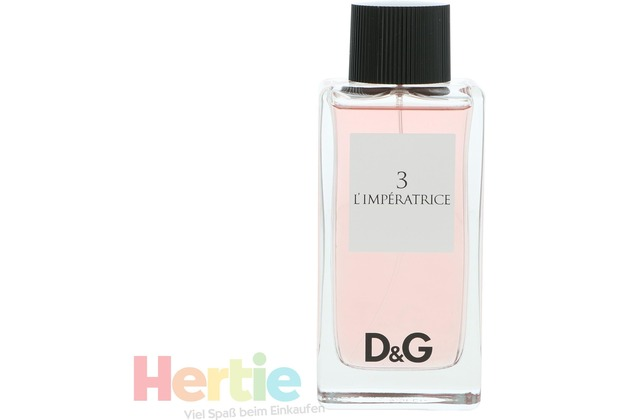 Dolce & Gabbana D&G L\'Imperatrice Pour Femme Edt Spray #3 L\'Imperatrice 100 ml