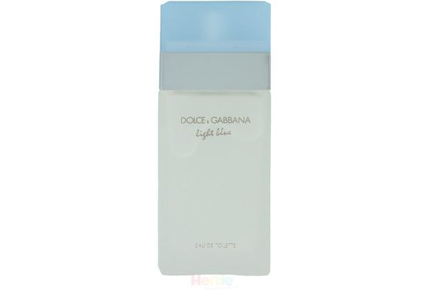 Dolce & Gabbana D&G Light Blue Pour Femme Edt Spray 50 ml