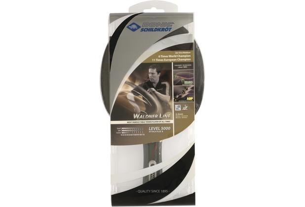 Donic Schildkröt TT-Schläger WALDNER 5000 Carbon / ABP-Griff / Blister