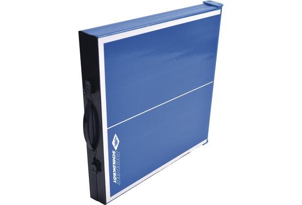 Donic Schildkröt TT-Tisch Minitisch-Set MINI (Spielfläche 66 x 33cm, H= 9cm)