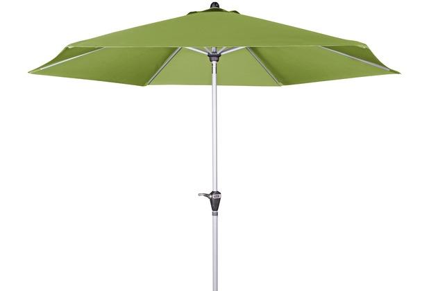 doppler Active Auto Tilt ca. 280/6tlg. D. 836 fresh green Sonnenschirm