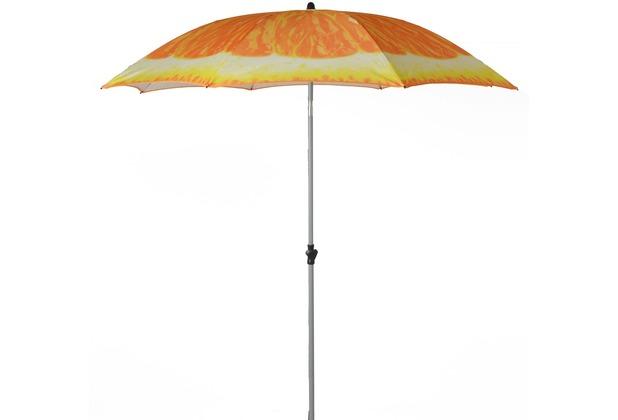doppler GS Basic 200 Frucht ca. 200/8tlg. Orange Sonnenschirm