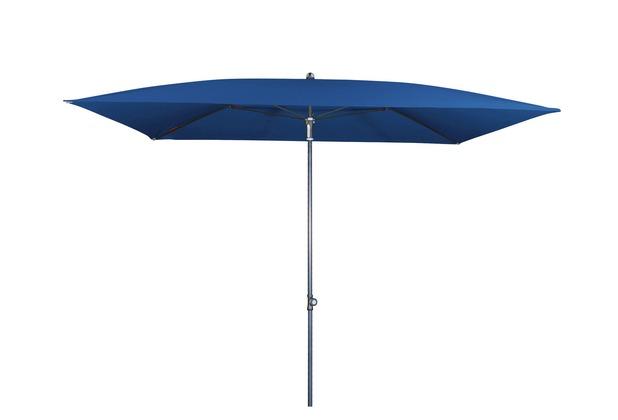 doppler GS Festz. Waterproof ca. 230x190/4tlg. D. 810 d-blau Sonnenschirm