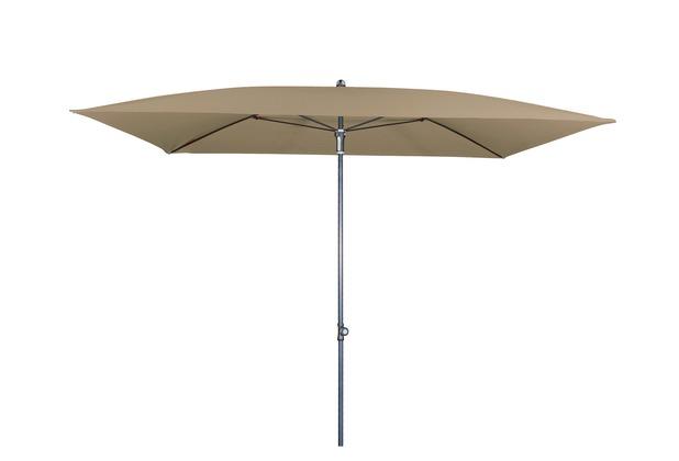 doppler GS Festz. Waterproof ca. 230x190/4tlg. D. 846 beige Sonnenschirm