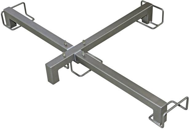 doppler Rahmenständer f. Pendelschirm Expert 350/8tlg.