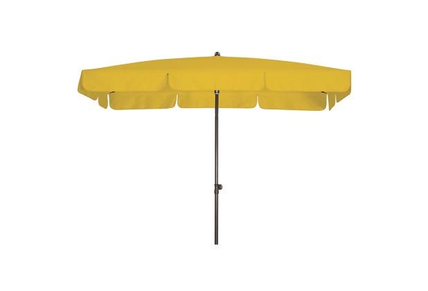 doppler Sonnenschirm GS Sunline Waterproof III 225x120/4tlg. D. 811 gelb