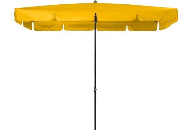 doppler Sonnenschirm GS Sunline Waterproof III 260x150/4tlg. D. 811 gelb