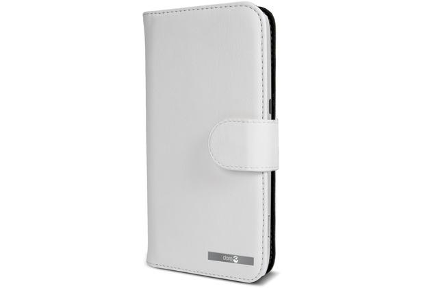 Doro Wallet Case für Doro 8030/8031/8028/822, weiß