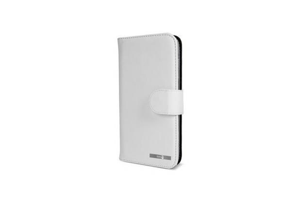 Doro Wallet Case für Liberto 825, weiß