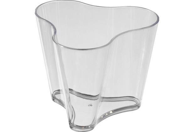 Duni Amuse-Bouche® Organic Puzzle, groß transparent 125 ml 25 Stück