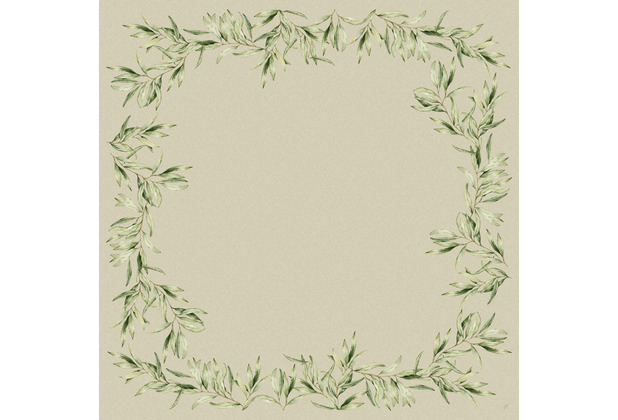 Duni Dunicel-Mitteldecken Foliage 84 x 84 cm 20 Stück