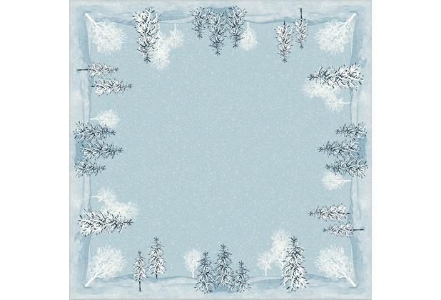 Duni Dunicel-Mitteldecken Winter Mornings 84 x 84 cm 20 Stück