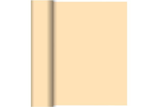 Duni Dunicel-Tischläufer Tête-à-Tête cream 24 x 0,4 m 20 Abschnitte je 1,20 m lang, 40cm breit, perforiert 1 Stück