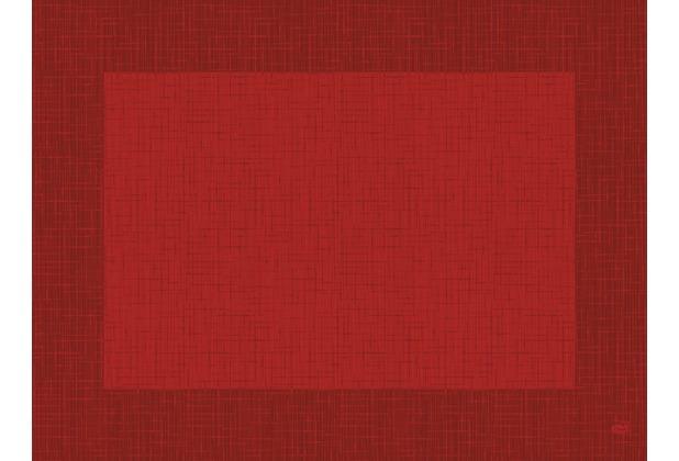 Duni Dunicel-Tischsets Linnea rot 30x40cm 500 St.