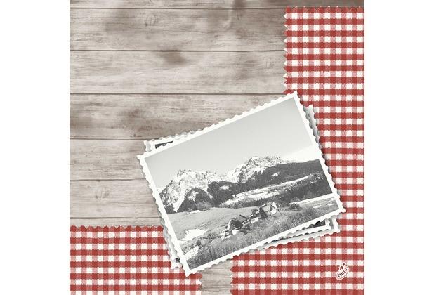duni servietten vintage motiv mountain alpen 40x40 cm 50 st. Black Bedroom Furniture Sets. Home Design Ideas