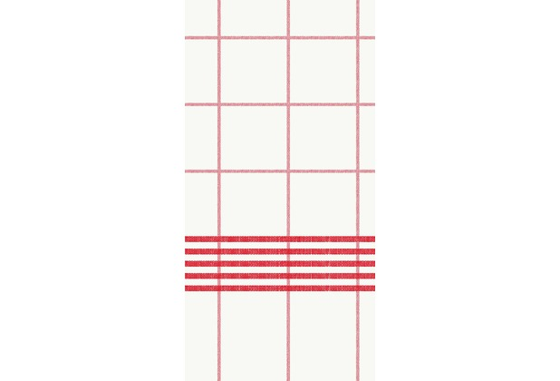 Duni Dunisoft-Servietten Towel Red 48 x 48 cm 1/8 Buchfalz 60 Stück