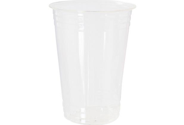 Duni Gläser Plastik transparent 58 cl 10er