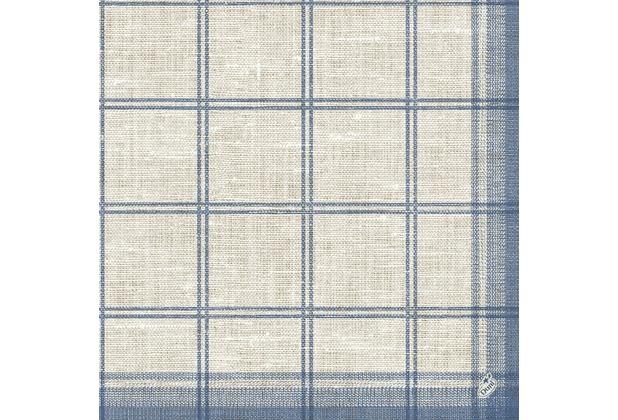 duni klassik servietten motiv linus classic blue 40x40 cm 4lagig gepr gt 1 4 falz 50 st. Black Bedroom Furniture Sets. Home Design Ideas